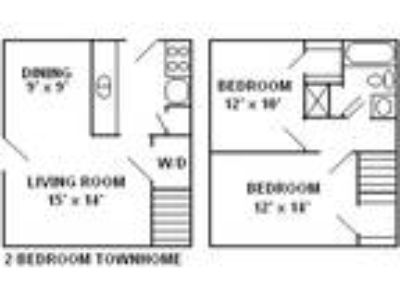 Pinewood Townhomes - Two BR, One BA Townhome