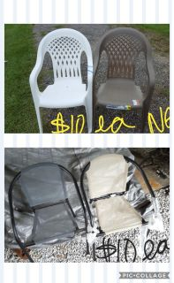 Outdoor patio chairs new