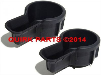 Buy 2000-2004 Nissan Frontier & Xterra Black Rubber Console Cup Holders Set OEM NEW motorcycle in Braintree, Massachusetts, United States, for US $40.00