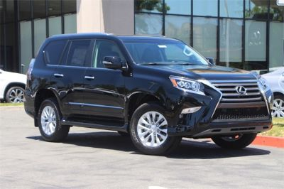 2018 Lexus GX 460 Base (black)