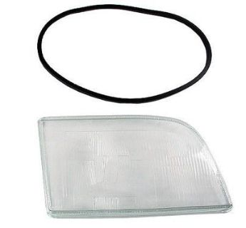 Purchase Genuine Mercedes w140 Halogen Headlight Lens Passenger side RT OEM 94-99 S-Class motorcycle in Winter Springs, Florida, US, for US $70.99