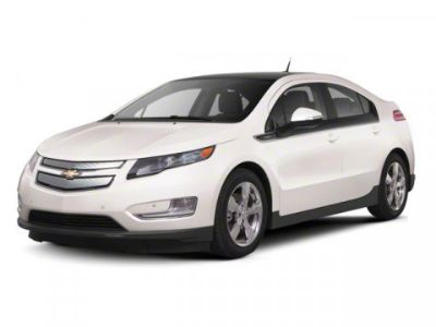 2013 Chevrolet Volt Base (Summit White)