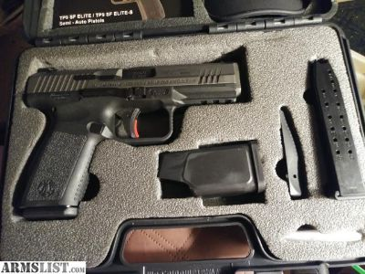 For Sale: Canik TP9SF Elite