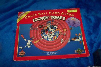 Looney tunes Cards