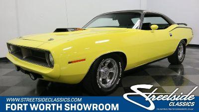 1970 Plymouth Cuda 440 Tribute