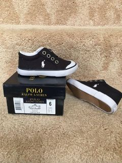 NEW Polo Size 6 Shoes