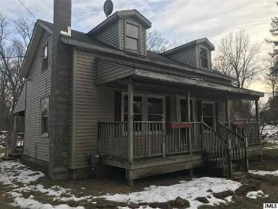 3 Bed 1 Bath Foreclosure Property in Leslie, MI 49251 - S Main St