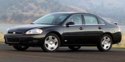 2006 Chevrolet Impala SS (Silverstone Metallic)
