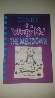 Diary of a Wimpy Kid- The Meltdown book 13