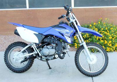 2017 Yamaha Motor Corp., USA TT-R110E Competition/Off Road Motorcycles Kingman, AZ