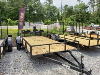 2019 Cargo Craft Trailers 6 x 14 Cargo Craft SA Utility Utility Trailers Lacombe, LA