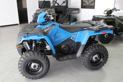 2018 Polaris Sportsman 450 H.O. EPS Utility ATVs Adams, MA