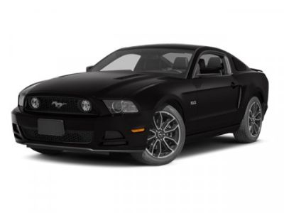 2014 Ford Mustang GT (Green)