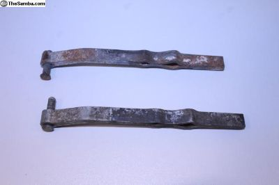 64-67 Bus Front Door Check Strap Rods