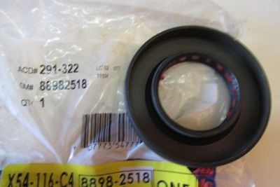 Sell 2003-2009 GM Chevrolet G15 G25 Van Rear Axle Shaft Seal AcDelco 291-322 motorcycle in Washington, Utah, US, for US $9.40