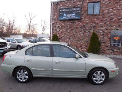 2004 Hyundai Elantra GLS (Sea Shell Metallic)