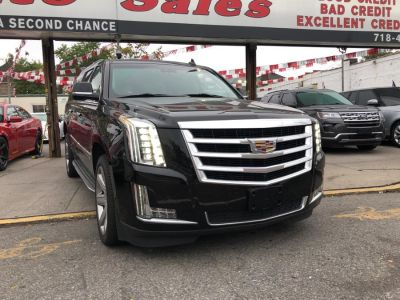 2015 Cadillac Escalade ESV 4WD 4dr Luxury (Black Raven)