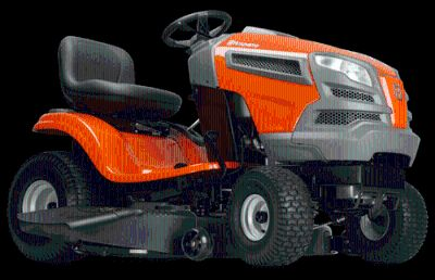 2016 Husqvarna Power Equipment YTH22V42 Yard Tractors Lawn Mowers Woodstock, IL