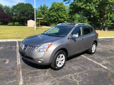 2010 Nissan Rogue S (SILVER)