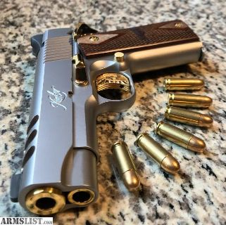 For Sale: Kimber Pro carry HD 2 (38 super)