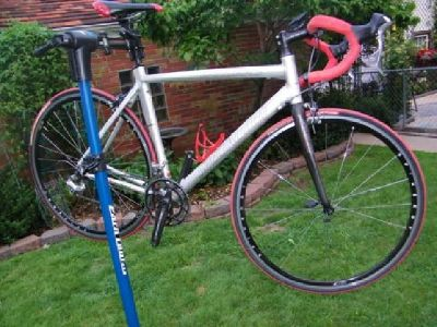 $850 OBO 2004 Specialized S-Works E5 road bike