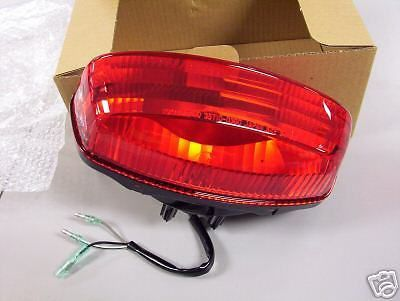 Find KAWASAKI KFX400 TAILLIGHT TAIL LIGHT NEW OEM KFX 400 2003 2004 2005 motorcycle in Chaplin, Connecticut, United States, for US $40.99