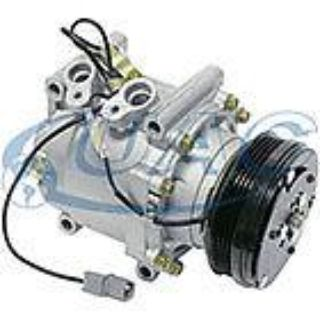 Purchase NEW AC COMPRESSOR HONDA 94-00 CIVIC, 94-97 CIVIC DEL SOL, 97-01 CR-V motorcycle in Garland, Texas, US, for US $207.23