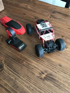 Remote controlled car!