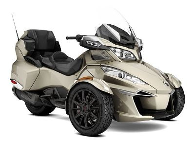 2017 Can-Am Spyder RT-S 3 Wheel Motorcycle Motorcycles Waco, TX