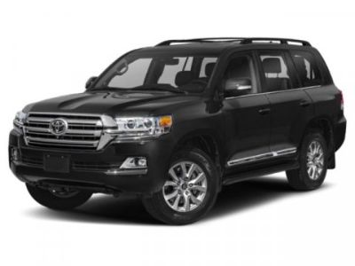 2019 Toyota Land Cruiser Base (Midnight Black Metallic)