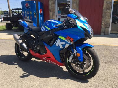 2016 Suzuki GSX-R600 SuperSport Motorcycles Jamestown, NY