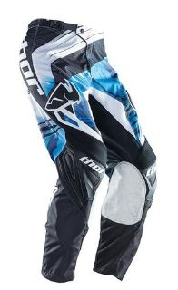 Sell Thor Phase Swipe Pants Blue 28 NEW 2014 motorcycle in Elkhart, Indiana, US, for US $89.95