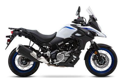 2019 Suzuki V-Strom 650XT Dual Purpose Motorcycles Coloma, MI