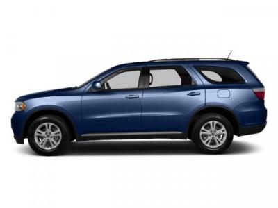 2013 Dodge Durango SXT (True Blue Pearl)
