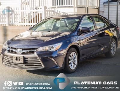 2015 Toyota Camry Hybrid 4dr Sdn LE (Natl) (Blue)