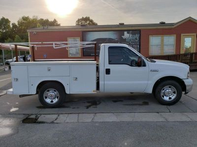 2006 Ford F250 Utility Truck -----Work Truck Clean and Cheap!!!