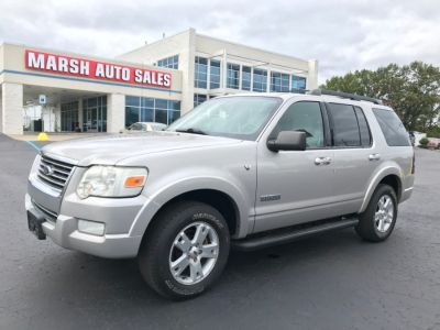 2008 Ford Explorer XLT (Gray)