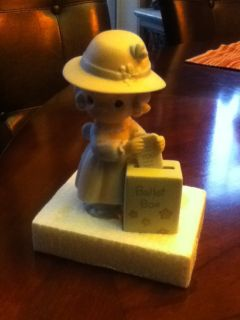 Precious Moments Figurine You Will Always Be My Choice