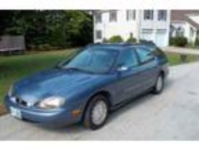 2000 mercury sable wagon ls