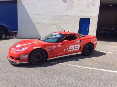 2010 Corvette T1 or GT2 SCCA Race Car