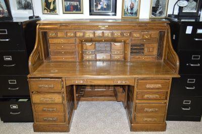 Antique Rolltop Desk Wichita, kansas $500