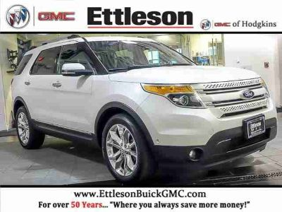 Used 2013 Ford Explorer 4WD 4dr