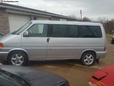 2003 Eurovan