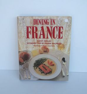 Dining in France by Christian Millau