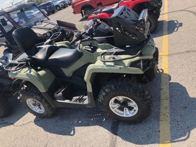 2016 Can-Am 570 OUTLANDER MAX DPS Sport-Utility ATVs Columbus, OH