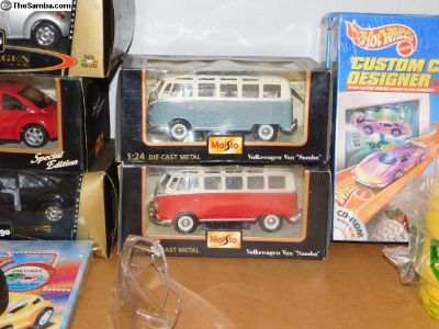 Collectable Buses