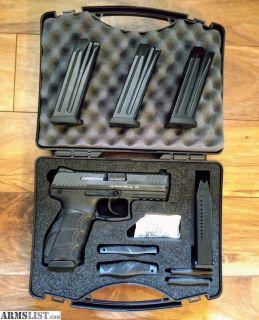 For Sale: HK P30 LEM Variant 1