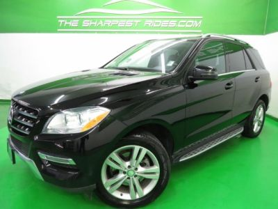 2014 Mercedes-Benz M-Class ML350 4MATIC AWD Leather Nav* BackUp Cam