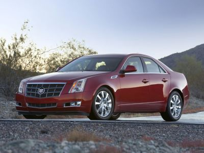 2010 Cadillac CTS 3.0L V6 Luxury (Tuscan Bronze ChromaFlair)