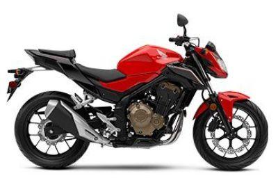 2017 Honda CB500F Sport Motorcycles Delano, CA